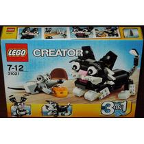 Lego 31021 Gato Raton Perro Conejo