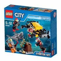 Lego City 60091 Busqueda En El Fondo Del Mar - Mundo Manias