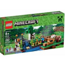 Lego Minecraft 21114 La Granja - Original - Mundo Manias