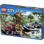 Lego City 60071 Arresto En Aerodeslizador - Mundo Manias
