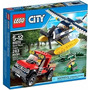 Lego City 60070 Persecucion Policial Aeroplano Mundo Manias