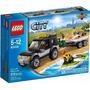 Lego City 60058 Camioneta 4x4 Con Lancha - Mundo Manias