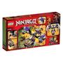 Lego Ninjago Condrai Copter Attack Art. 70747 Delicias3