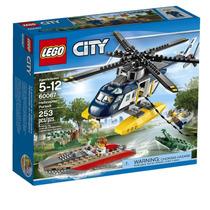 Lego 60070 City Water Plane Chase Juguetería El Pehuén