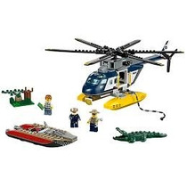 Lego City 60067 Helicopter Persuit