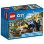 Lego City Atv Patrol Policia Y Ladron 60065