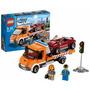 Lego City 60017 Flatbed Truck Camion Remolque - Mundo Manias