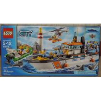 Lego City 60014 Coast Guard Patrol 449 Piezas