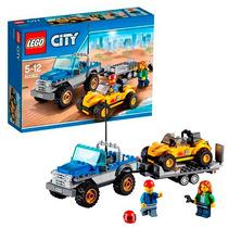 Lego City 60082 Dune Buggy Trailer - Mundo Manias