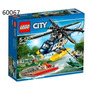 Lego City Police Helicopter Pursuit 60067