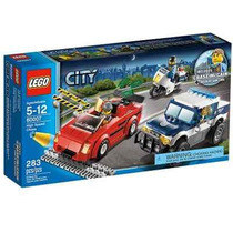 Lego - City High Speed Chase - Tuni 60007