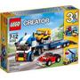 Lego Creator 3en1 31033 Vehiculo De Transporte Mundo Manias