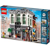 Lego Creator Expert 10251 Brick Bank Modelo 2016 En Stock