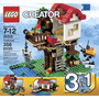 Lego Creator 31010, 356 Piezas, Casa Del Arbol (treehouse)