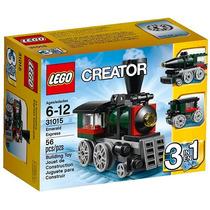 Lego Creator 3 En 1 Tren Locomotora 31015 Palermo Zona Norte
