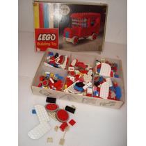 Lego 021-1: Wheel Set Año 1965 Vintage Box En Caballito