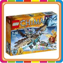 Lego Chima 70141 - El Buitre Helado De Vardy - Mundo Manias