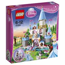 Lego 41055 Princesas Castillo De Cenicienta Disney Original