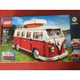 Lego Volkswagen T1 Camper Van # 10220 Unica!!!