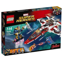 Lego Super Heroes Set 76049 Avenjet Space Mission En Stock