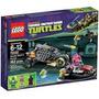 Lego 79102 Tortugas Ninjas Mutantes!! 162pzs 6-12 Años!