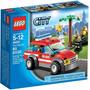 Lego 60001 - Coche Del Jefe De Bomberos - Playmomo