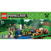 Lego Minecraft 21114 The Farm Nuevo En Stock