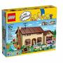 Lego Simpsons - House - Caja Cerrada - Local A La Calle!!!