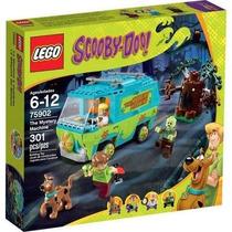 Lego Scooby Doo 75902 The Mistery Machine 301 Pcs 4 Minif.
