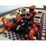 Lego Ferrari (las Que Vendían En Shell) Tengo Todas!