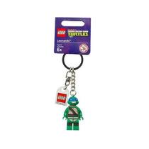 Lego Llavero/keychain Tmnt - Leonardo - Tortugas Ninja