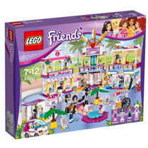 Lego Friends Heartlake Shopping Mall 41058 12 Cuotas S Intrs