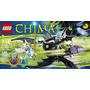 Lego 70128 Chima Leyendas Braptor Jugueteria Bunny Toys