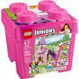 Lego Juniors 10668 El Castillo De Las Princesas Mundomanias