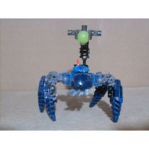 Lego Bionicle: Visorak Vohtarak, Fero, Defilax, Morak