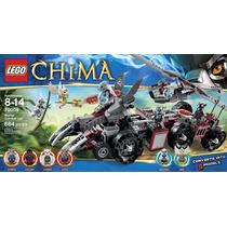 Lego 70009 Chima Leyendas Coche Lobo Jugueteria Bunny Toys