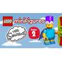 Lego Minifigura Simpsons Serie 2 Cerrados Sorpresa 1 Unidad