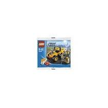 Lego City Auto Y Figura 30152 Original Bolsa Sellada