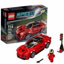 Lego Speed Champions 75899 La Ferrari - Mundo Manias