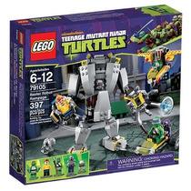 Lego Tortugas Ninja - Baxter Robot Rampage - 79105