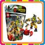 Lego Hero Factory 44023 - 44024 - Mundo Manias