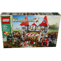 Lego 10223 Kingdom Joust Justa 1.575 Piezas Impresionante