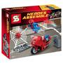 Spiderman Bike Motocicleta