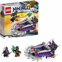 Lego Ninjago 70720 - Triturador Deslizante - Mundo Manias