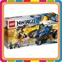 Lego Ninjago 70723 - Invasor Trueno - Mundo Manias