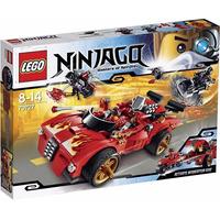 Lego Ninjago 70727 Deportivo Ninja X-1 - Mundo Manias
