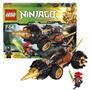 Lego Ninjago 70502 - Coles Earth Driller - Mundo Manias