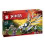Minifiguras Ninja - Thunder Swordsman 387 Pzas - Tuni Sy338