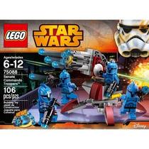 Lego Star Wars 75088. Senate Commando Troopers. Nuevo!!