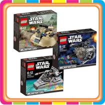 Lego Star Wars 75029 - 75031 - 75033 Originales Mundo Manias
